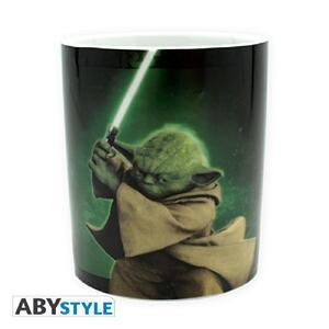 Star Wars. Pck Mug Yoda + Porte-Clés + Badges - 2