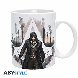 Tazza in Ceramica Assassin's Creed. Artwork Jacob. Con Scatola