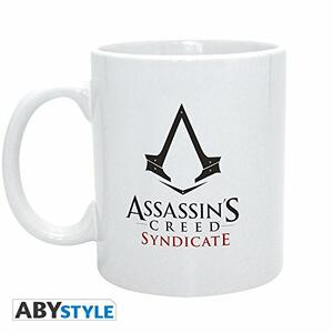 Tazza in Ceramica Assassin's Creed. Artwork Jacob. Con Scatola - 3
