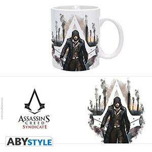 Tazza in Ceramica Assassin's Creed. Artwork Jacob. Con Scatola - 5