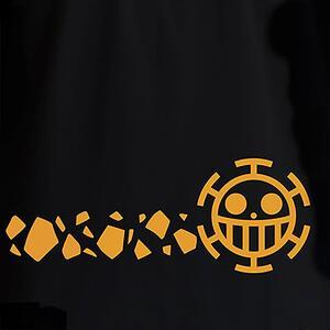 T-Shirt Basic One Piece. Trafalgar New World - 4
