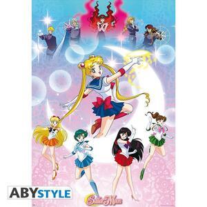 "Sailor Moon. Poster ""Moonlight Power"" (98X68)"