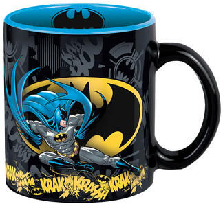 Tazza DC Comics - Batman Action - 2
