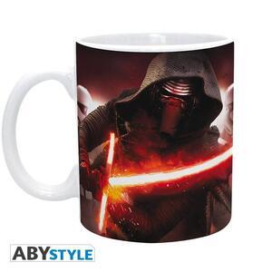 Star Wars. Mug. 320 Ml. Kylo Ren First Order. Subli. Box X2 - 2
