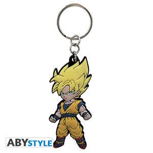 Portachiavi Dragonball. Goku S.S. - 2