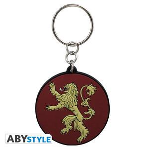 Portachiavi Trono Di Spade-Lannister Pvc