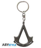 Idee regalo Portachiavi 3D Assassin's Creed. Crest AbyStyle