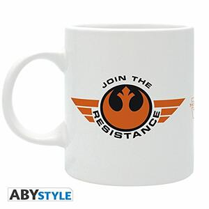 Star Wars-Tazza+Portachiavi+Sticker BB8 - 3