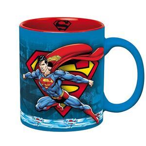 Tazza DC Comics - Superman Action