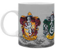 Idee regalo Tazza Harry Potter. The 4 Houses AbyStyle