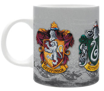 Tazza Harry Potter. The 4 Houses - 2
