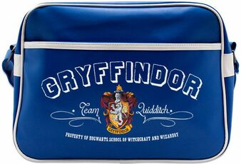 Cartoleria Borsa Messenger Harry Potter-Gryffindor AbyStyle