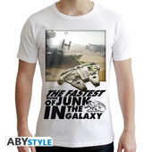 Idee regalo T-Shirt Star Wars. Millennium Falcon M AbyStyle