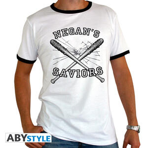 T-Shirt Walking Dead-Negan's Saviors S