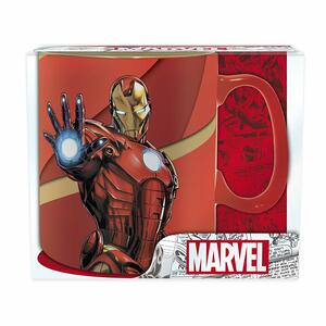 Tazza Marvel Iron Man Armored - 7