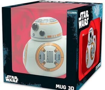 Tazza 3D Star Wars BB8