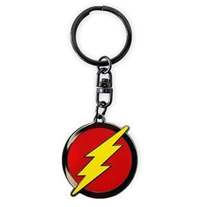 Portachiavi DC Comics Flash Logo