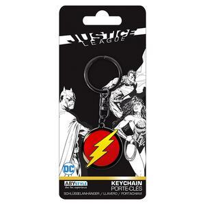 Portachiavi DC Comics Flash Logo - 6