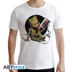 T-Shirt Marvel. Baby Groot M