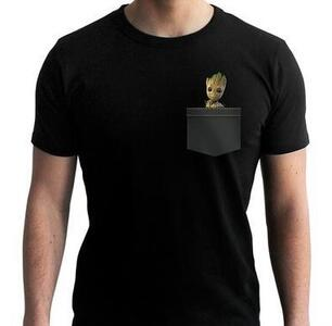 T-Shirt Marvel Pocket Groot M