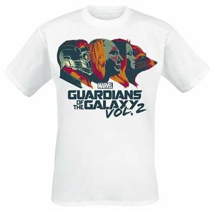 T-Shirt Marvel Guardians L
