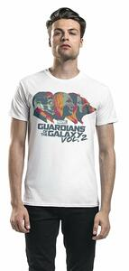 T-Shirt Marvel Guardians L - 3