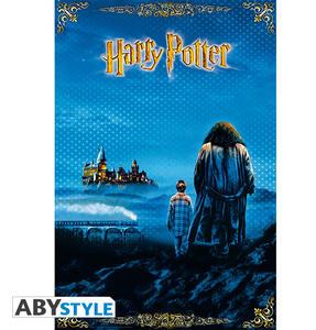 "Poster Harry Potter ""Beginning"""