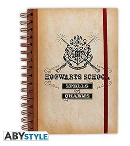 Agenda Harry Potter. Hogwarts