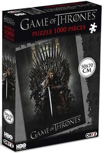 Giocattolo Puzzle Trono di Spade 1000 pezzi Obyz 0