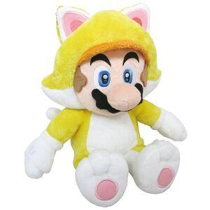 Giocattolo Peluche Mario Gatto Nintendo