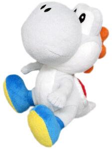 Foto di Peluche White Yoshi Small, Giochi e giocattoli