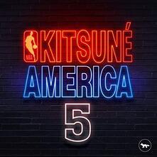Kitsune America 5. The NBA (Limited Edition) - Vinile LP