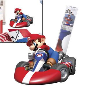 Sticker Gigante Super Mario Kart