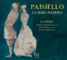 La serva padrona - CD Audio di Giovanni Paisiello