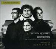 Quartetti per archi op.18 n.6, op.127 - CD Audio di Ludwig van Beethoven,Belcea Quartet