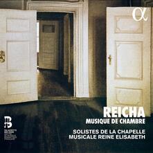 Musica da camera - CD Audio di Antonin Reicha