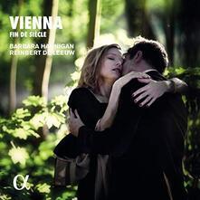 Vienna. Fin de siecle - Vinile LP di Barbara Hannigan,Reinbert de Leeuw