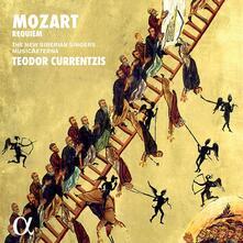Requiem - Vinile LP di Wolfgang Amadeus Mozart,Musica Aeterna,Teodor Currentzis,New Siberian Singers