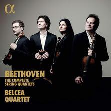 Quartetti per archi completi - CD Audio di Ludwig van Beethoven,Belcea Quartet