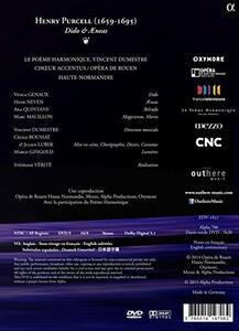 Henry Purcell. Dido and Aeneas di Stéphane Vérité - DVD - 2