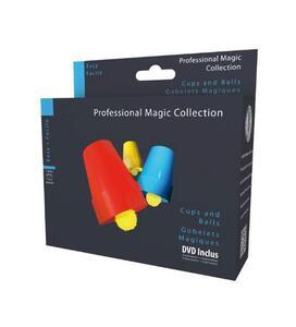 Trucchi di magia Gobelets Magiques + Dvd - 2