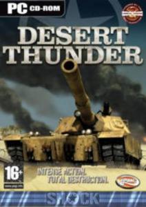 Videogioco Desert Thunder Personal Computer