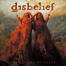 The Symbol of Death (Coloured Vinyl) - Vinile LP di Disbelief