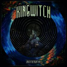Under the Mountain (Blue Vinyl Limited Edition) - Vinile LP di King Witch
