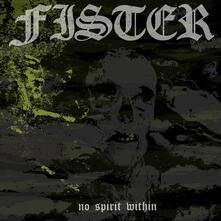 No Spirit Within (Coloured Vinyl Limited Edition) - Vinile LP di Fister