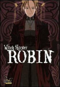 Witch Hunter Robin. Box 1 (3 DVD) di Shuko Murase - DVD