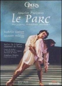 Wolfgang Amadeus Mozart. Le Parc - DVD