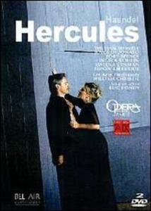 Georg Friedrich Händel. Hercules (2 DVD) di Luc Bondy - DVD