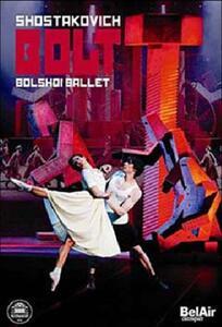 Dmitry Shostakovich. Bolt. Bolshoi Ballet - DVD