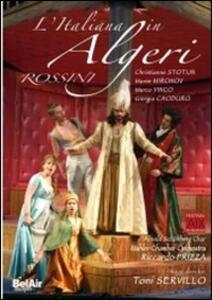 Gioacchino Rossini. L'italiana in Algeri di Toni Servillo - DVD